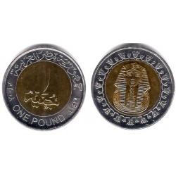 (940a) Egipto. 2008. 1 Pound (SC)