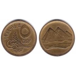 (622.1) Egipto. 1984. 5 Piastres (MBC)