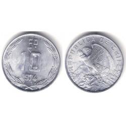 (200) Chile. 1974. 10 Escudos (SC)