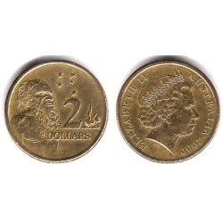 (406) Australia. 2000. 2 Dollars (BC)