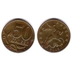 (Y603) Rusia. 2003. 50 Kopeks (MBC)