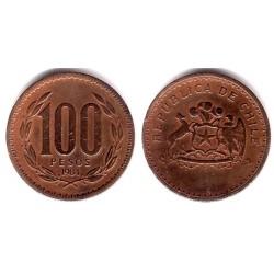 (226.1) Chile. 1984. 100 Pesos (MBC-)