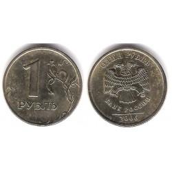 (Y833) Rusia. 2006. 1 Rouble (EBC)