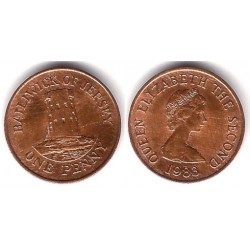 (54) Jersey. 1983. 1 Penny (BC)