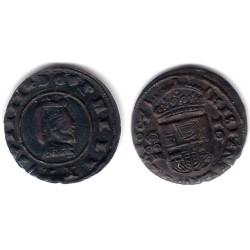 Felipe IV. 1664. 16 Maravedi (MBC) Ceca de Granada