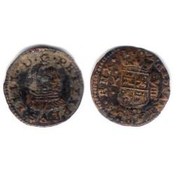 Felipe IV. 1662. 8 Maravedí (MBC) Ceca de Madrid Y