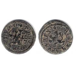 Felipe III. 1605. 2 Maravedi (MBC-) Ceca de Segovia