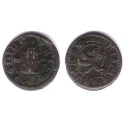 Felipe III. 1603. 2 Maravedi (MBC+) Ceca de Segovia