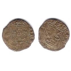 Enrique II. 1368-79. Noven (BC+) Ceca de Burgos