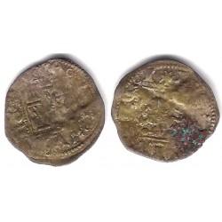 Enrique II. 1368-79. Noven (BC/BC-) Ceca de Burgos