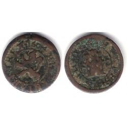 Felipe III. 1604. 2 Maravedi (MBC-) Ceca de Segovia