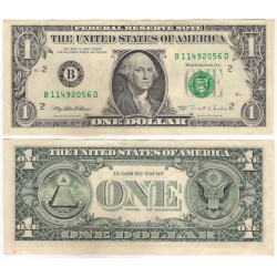 (496a) Estados Unidos de América. 1995. 1 Dollar (MBC)
