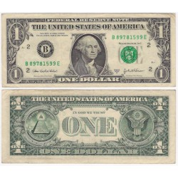 (515b) Estados Unidos de América. 2003(A). 1 Dollar (MBC-)