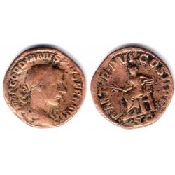 Gordiano III. 238-244 d.C. Sestercio (MBC)