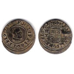 Felipe IV. 1662. 8 Maravedi (MBC) Ceca de Madrid Y