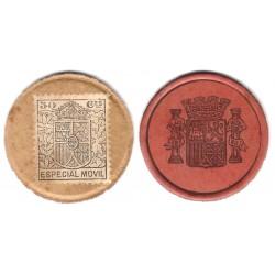 España (II República). 1937. 30 Céntimos (MBC+)
