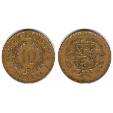 (32A) Finlandia. 1928. 10 Markkaa (MBC)