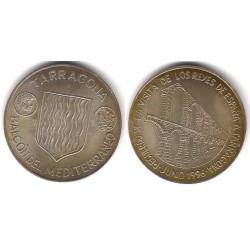 Medalla Tarragona. Balcón del Mediterráneo (Plata)