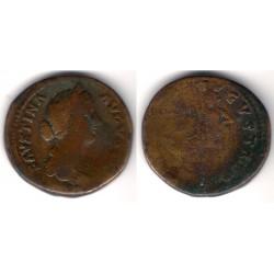 Faustina (Joven). 161-175 d.C. Sestercio (BC+)