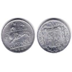 Estado Español. 1945. 5 Céntimos (EBC+)