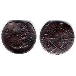 Felipe III. 1614. Ardite (MBC-) Ceca de Barcelona AR