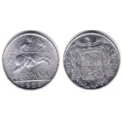 Estado Español. 1953. 10 Céntimos (SC-)