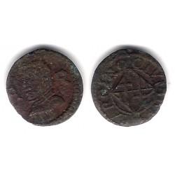 Felipe IV. 1654. Ardite (BC/BC-) Ceca de Barcelona AR