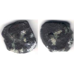 Cástulo (Jaen). 50 a.C. As (RC)