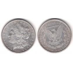 (110) Estados Unidos de América. 1884. 1 Dollar (MBC) (Plata)