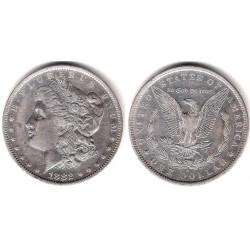 (110) Estados Unidos de América. 1882. 1 Dollar (EBC) (Plata)