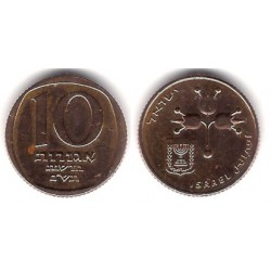 (108) Israel. 1980. 10 New Agorot (EBC)