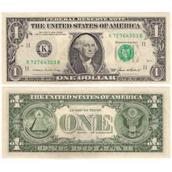 (474) Estados Unidos de América. 1985. 1 Dollar (EBC+)