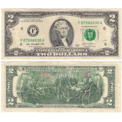 (538) Estados Unidos de América. 2013. 2 Dollars (MBC+)