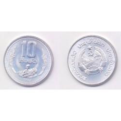 (22) Laos. 1980. 10 Att (SC)