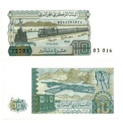 (132) Algeria. 1983. 10 Dinars (SC)