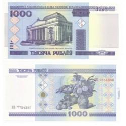 (28) Bielorrusia. 2000. 1000 Rublei (SC)