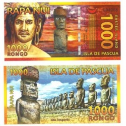 Chile. 2011. 1000 Rongo (SC)