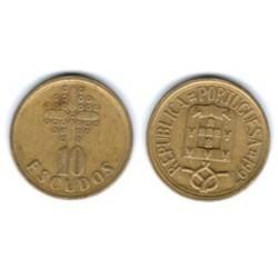 (633) Portugal. 1997. 10 Escudos (RC)