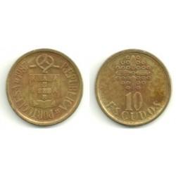 (633) Portugal. 1987. 10 Escudos (MBC)