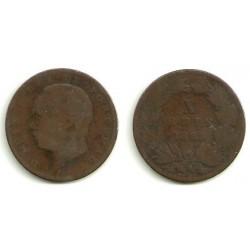(526) Portugal. 1883. 10 Reis (RC)