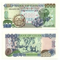 (32a) Ghana. 1996. 1000 Cedis (SC)