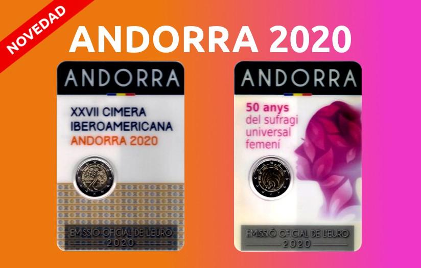 ANDORRA 2020