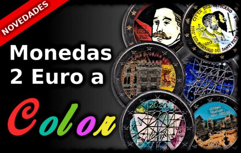 2 Euro Color
