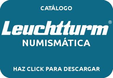 Catálogo Leuchtturm NUMISMÁTICA